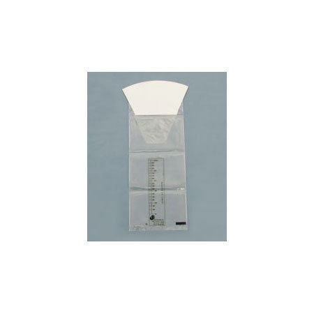 *Discontinued* Emesis Bag without Hand Protection, Clear, 5-3/4in x 10-3/4in