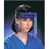 Full Face Shield, 7-1/2in L x 11-7/8in W
