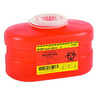 *Limited Quantity* Multi-use One Piece Sharps Collector, 3.3qt