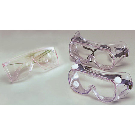 Safety Spectacles for Vistors, Clear