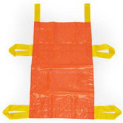 Sit Stretcher, Compact, Orange