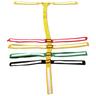 Curaplex® 11 Point Bridle Strap, Velcro, Multi Color