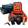 Pro Response 2 Bag, 20in L x 12-1/2in W x 9in H, Orange, 1000 Denier Nylon Cordura