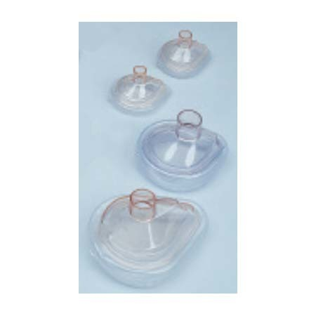 Disposable Cuffed Oxygen Mask, Infant