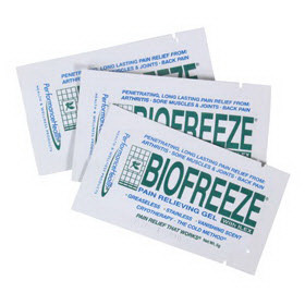 Bio-Freeze® Pain Relieving Gel, 5g