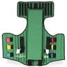 Optimum Rescue Vest with Straps, Green