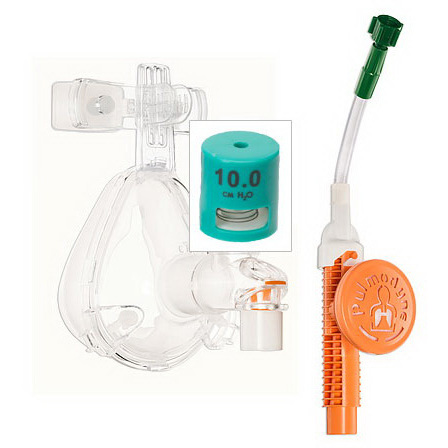 O2-MAX Fixed Flow CPAP System with PEEP