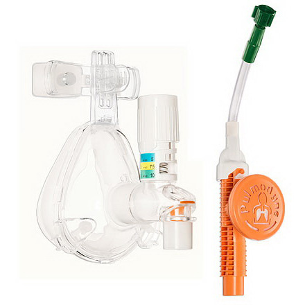 O2-MAX Fixed Flow CPAP System