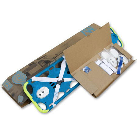*Discontinued* EZ LIFT Rescue System Backboard