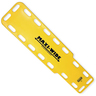 Maxi-Wide™ Spinal Immobilization Board with Pins and Straps, 73in x 18in x 1-3/4in, Yellow