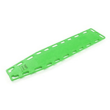Najo RediHold Backboard Without Pins, 72in L x 16in W x 2in H, Green