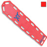 Pro-Lite® XT Spineboard, Red, With Pins
