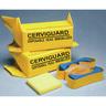 Cerviguard Head Immobilizer Block, Foam Strap