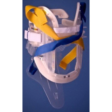 XCollar Plus Cervical Collar with Integrated Head Restraint System