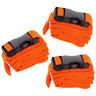 Curaplex® Strap Set, 2-piece, 5ft, Orange