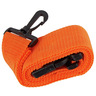 Curaplex® Restraint Strap, with Plastic Swivel, 5ft, Orange
