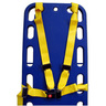 Impervious Shoulder Harness Restraint System, Yellow