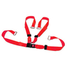 BioThane® G1 Shoulder Harness Restraint System, Red