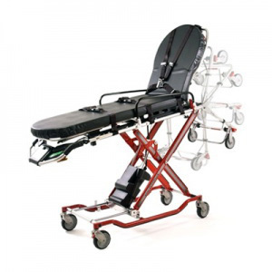 POWERFlexx®+ Power Cot, Rescue Red