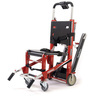 EZ-Glide® Evacuation Stair Chair, w/ Tracks, Red