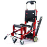 EZ Glide® Stair Chair, Rescue Red, With Locking Handles
