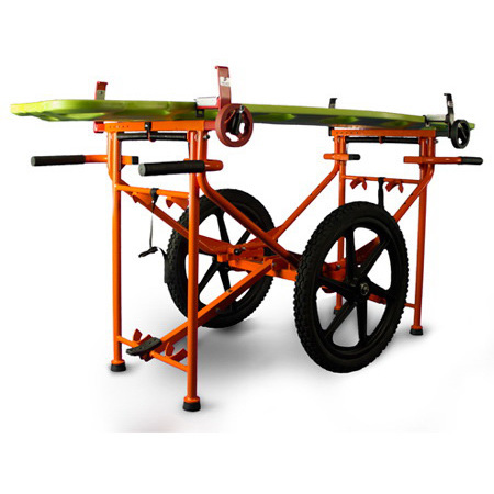 EL2000 Wheeled Litter Carrier