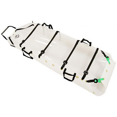 Bariatric Sked® Stretcher, 4 x 8ft, Polyethylene Plastic