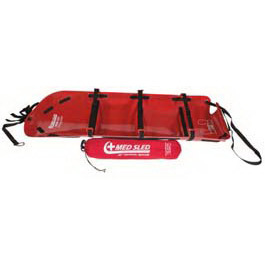 Med Sled® Tactical Rescue Stretcher, 30in