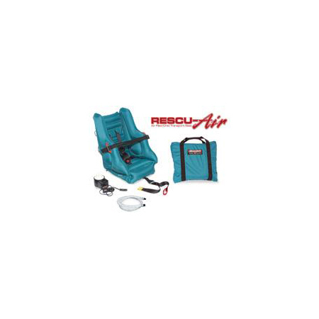 The Rescu-Air™ Air Filled Child Transport Seat, Child, Yellow