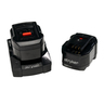 Stryker Smart Battery Charger with 2 Batteries
