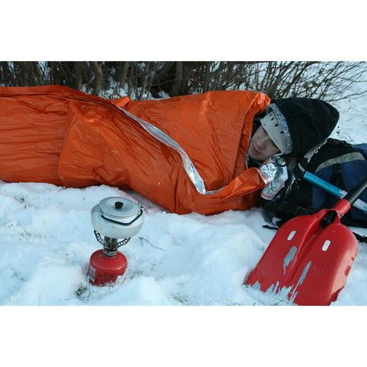 *Discontinued* Blizzard Lightweight Survival Blanket, Orange
