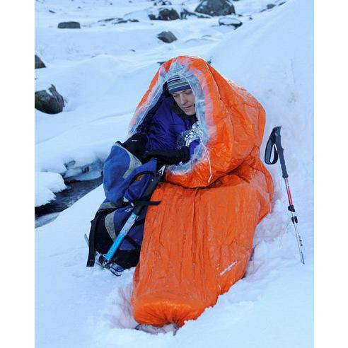 Blizzard Survival Sleeping Bag, Orange