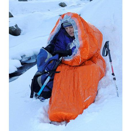 Blizzard Survival Sleeping Bag Orange