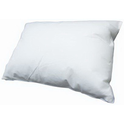 Pillow Case, White, 17in x 22in