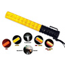Five Light Baton, Red/Amber, 13-1/2in L