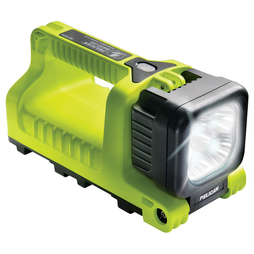 Flashlight, Pelican 9410L, Yellow, LED Lantern