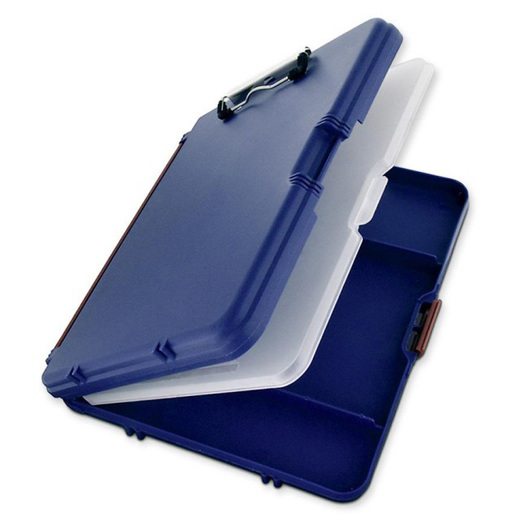 WorkMate II Divided Clipboard, Blue