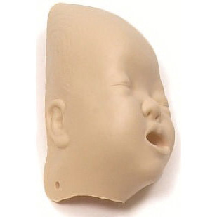 Baby Anne® Replacement Face with Face Connectors, Light Skin