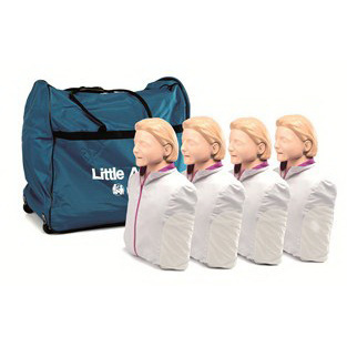 *Discontinued* CPR Little Anne® Training Manikins, with 4-Pack