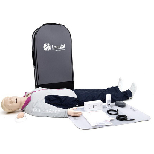 *Discontinued* Resusci® Anne QCPR with Airway Head, Full Body
