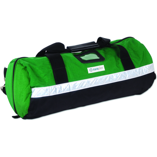 Curaplex® Oxygen Carry-All Pack, Green, 22in L x 8in