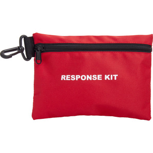 Response Kit Pouch, Red