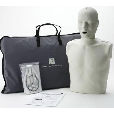 *Discontinued* Professional CPR-AED Training Manikin w/CPR Rate Monitor, 1 Adult