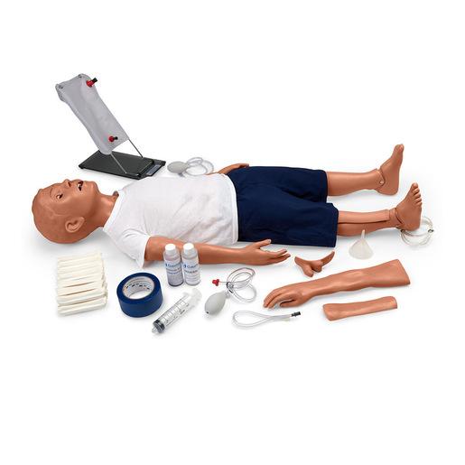 Gaumard Multipurpose Patient Care and CPR Pediatric Simulator, Medium