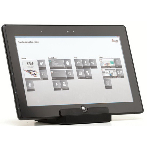 Tablet-PC Instructor - Patient Monitor