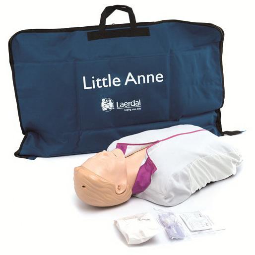 Little Anne® AED Training Manikin