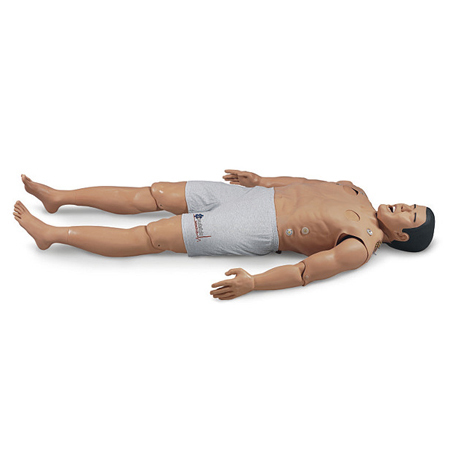 *Drop Ship* STAT Manikin With Deluxe Airway Management Head