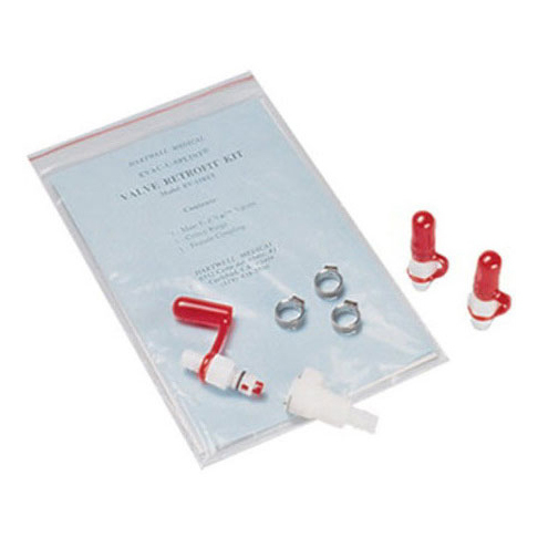 Evac-U-Splint® MaxiValve™ Replacement Kit