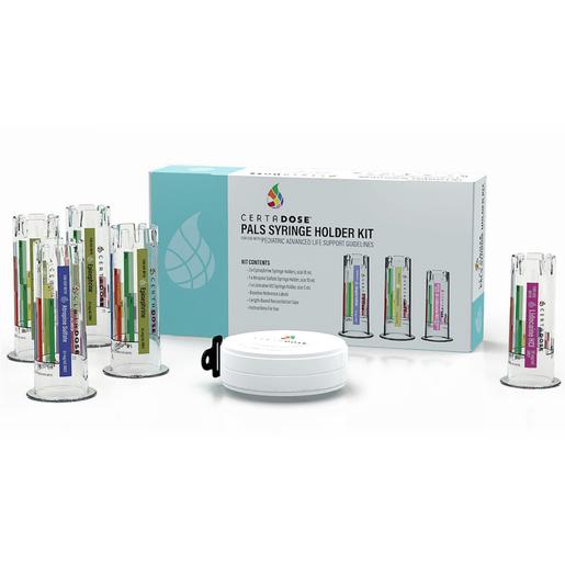 *Discontinued* Certa Dose® PALS Syringe Holder Kit