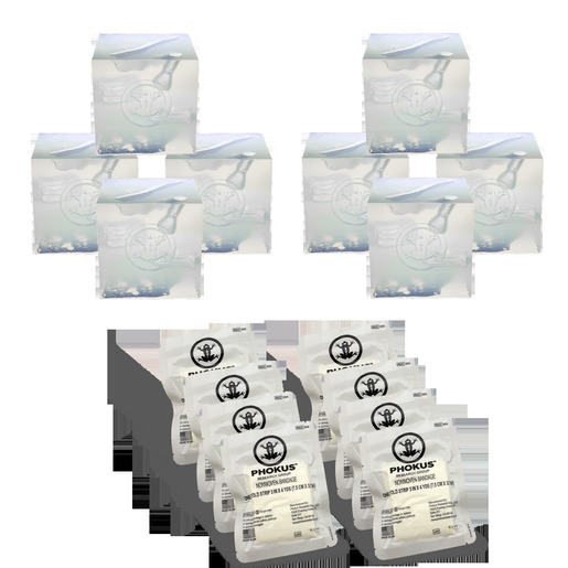 *Discontinued* Wound Cube Training 8 Pack